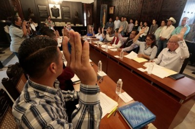 Se aprueban las comisiones de los regidores en Veracruz