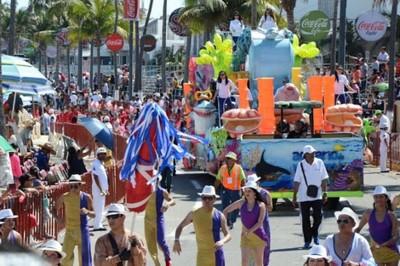 Papaqui del 6 de enero, una probadita del Carnaval de Veracruz 2018