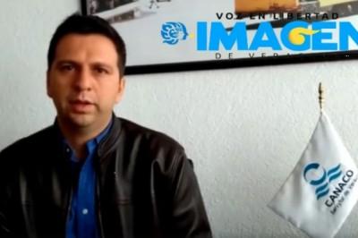 Presidente CANACO Veracruz: Hay coordinación para evitar que se repitan los saqueos
