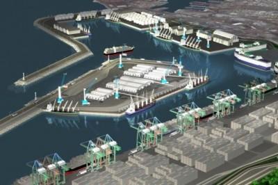 No hay evidencia de que obras portuarias afecten corrientes marinas