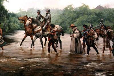 Fundan el Primer Real en Veracruz