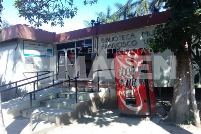 Obsoletos y abandonados, bibliotecas de Poza Rica