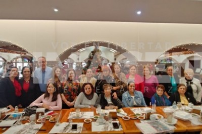 En exclusiva: Grupos de Estelita Pister y Las Terinas, de festejo en festejo