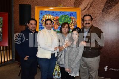 """Color vivo :Presentan """"Feria de luz y alegría"""" en Andamar"""