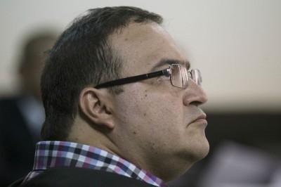Defensa de Javier Duarte pide prórroga