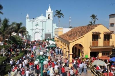 Personas alcoholizadas en fiestas de Tlacotalpan serán detenidas