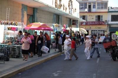 El ambulantaje se ha incrementado en Xalapa: CANACO