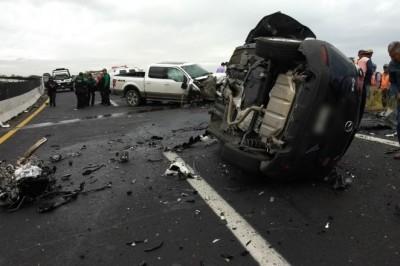 Yunes Zorrilla rechazó ser familiar del responsable del accidente en Cardel