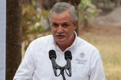 Asegura González Azuara que seguirá al frente de la Semarnat en Veracruz