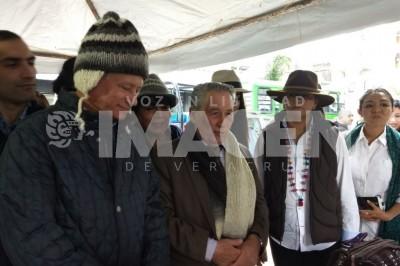 Secretario de Turismo compromete apoyo a Ciudad Mendoza