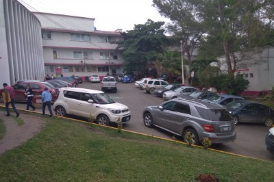 Violencia contra las mujeres en el Hospital Civil Emilio Alcázar de Tuxpan