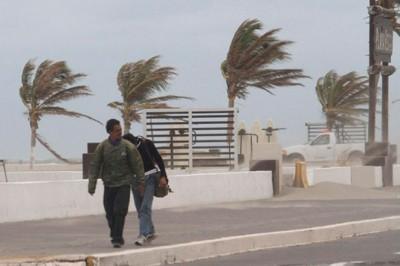 Alerta gris en Veracruz por Frente Frío número 25