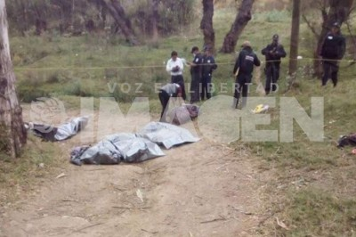 Cuerpos desmembrados en Chilapa, Guerrero pertenecen a comerciantes desaparecidos de Acultzingo