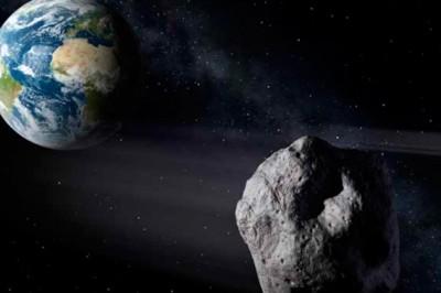 Peligroso asteoride pasará cerca de la Tierra este domingo