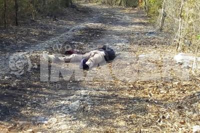 Joven es encontrado sin vida y con signos de violencia en Palo Gacho