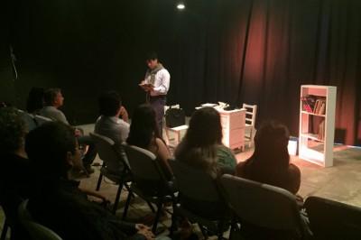 Presentan propuestas teatrales