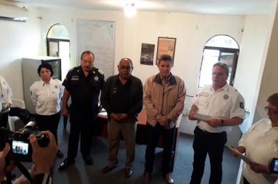 Reemplazan a delegado de tránsito en Poza Rica