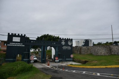Cementerio de desaparecidos en El Lencero
