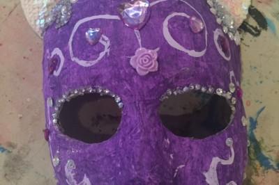 Rescata el arte de la máscara