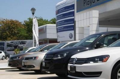 Se desploma venta de autos en Veracruz en 2018