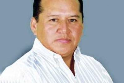 Sergio Cadena Martínez es acusado de ser el encargado del cobro de cuotas a funcionarios