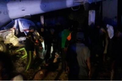 Se eleva a trece el número de muertos por desplome de helicóptero en Oaxaca