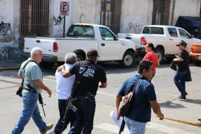 Capturan al líder cafetalero Nicolás Cortés Cruz