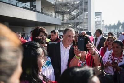 Rinde protesta Meade como candidato por el PRI a la presidencia