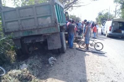 Accidente en carretera de la cuenca arroja tres muertos y una lesionada de gravedad