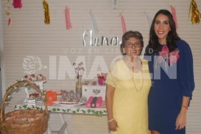 Rumbo al altar :Elena Audirac protagoniza despedida de soltera