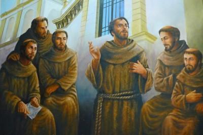 Misioneros de la fe