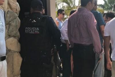 Gobernador MAYL acerca del problema en Riviera Veracruzana