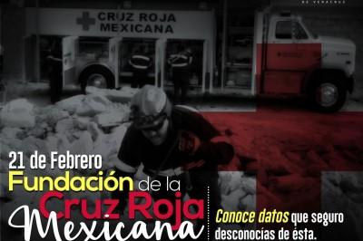 21 de febrero de 1910: Fundación de la Cruz Roja Mexicana