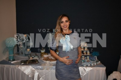 Mamá por segunda vez: Karen Sánchez de Torres disfruta baby shower