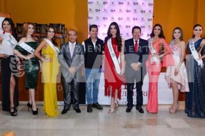 Mexicana Universal: Presenta a las seis participantes