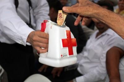 Cruz Roja pondrá en marcha este viernes la colecta anual 2018