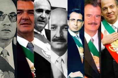Entregan en Los Pinos 75 mil firmas para exigir que se eliminen pensiones vitalicias de expresidentes