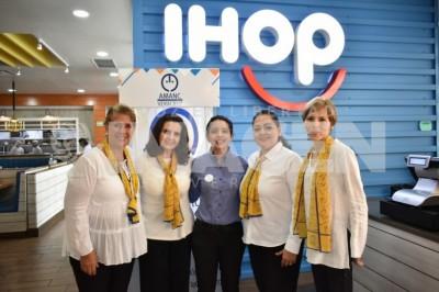 Invitan a ayudar:Amanc y IHOP se unen en el National Pancake Day