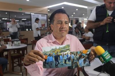 'Yunes, las PRUEBAS las tengo en la mano': Cuitláhuac