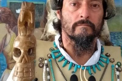 'El Ahijado' brujo de Catemaco, predice ganadores de elecciones 2018