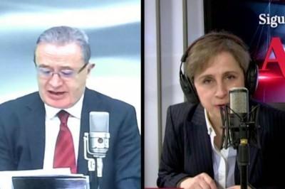 Enfrenta a Carmen Aristegui