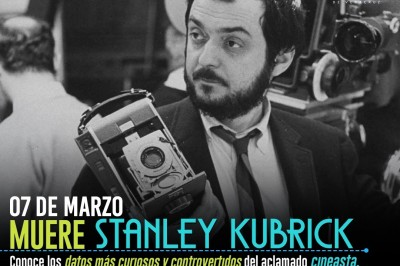 Curiosidades de Stanley Kubrick