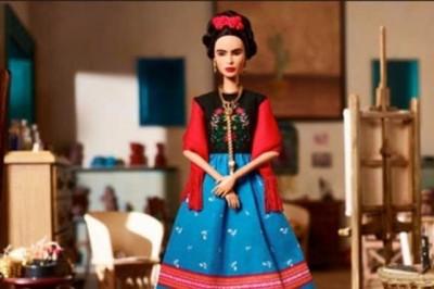 Revira familia de Frida a Mattel