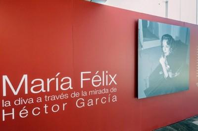Exponen a María Félix
