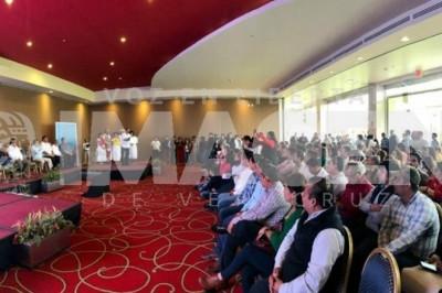 Cumbre Tajín, esta generando una gran ocupación hoterela en la región norte del estado: Ernesto Aguilar Yarmuch