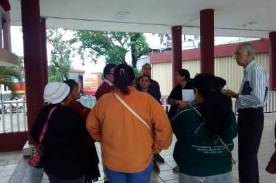 Obra genera controversia en Poza Rica