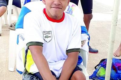 En entrevista con: Ángel Castán, nadador Tuxpeño