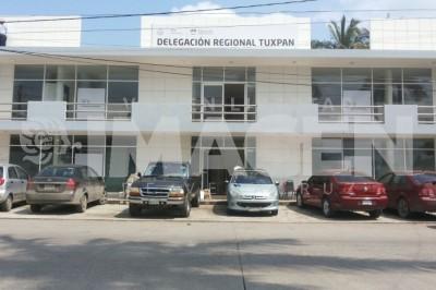 Delegación SEV de Tuxpan cambiará de oficinas