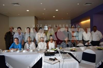Un brasil desconocido por muchos: Realizan conferencia y desayuno en Grupo Fénix