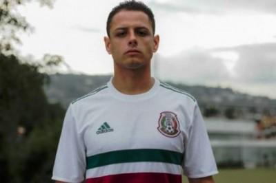 Presentan segundo uniforme de México para Rusia 2018